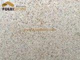無作法で黄色い花こう岩G682