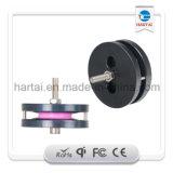 Poulie de guide de câblage de tension de machine à coudre d'enroulement de bobine