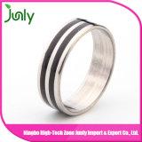 Los últimos anillos de los pares del diseño de los anillos de bodas de los pares más nuevos