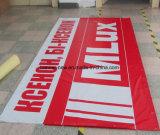 La publicité faite sur commande extérieure d'impression Bloquent-à l'extérieur le drapeau de PVC de vinyle (SS-VB84)