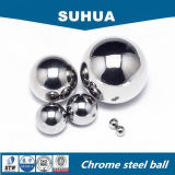 Bille en acier roulement à billes d'acier au chrome d'AISI52100 Gcr15 100cr6 Suj2