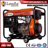Générateur diesel 3000W de bâti ouvert