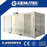 20gp Containerized Cummins 1 MW Diesel Generator 1250kVA