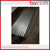 Custo - folha galvanizada eficaz do ferro ondulado de China