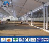 Grande tente extérieure de chapiteau d'exposition et de salon de tente d'événement