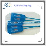 Tag de nylon do selo do ABS longo RFID da escala da leitura para a gerência logística