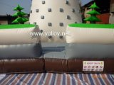 Aufblasbarer Felsen-Kletternsport für Kinder und Erwachsene
