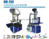 Máquina pequena da injeção para fazer TPR, PVC, solas de TPU