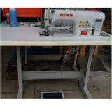 De geautomatiseerde Flatbed Dikke Materiële AutoNaaimachine van de Versiering (ZH202)