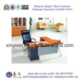 나무로 되는 가구 L 모양 (A223#)를 가진 현대 사무실 책상