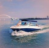 ボート22フィートのガラス繊維のスポーツのBowriderの