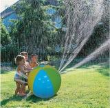 승진 옥외 팽창식 장난감 거대한 물 물뿌리개 매트