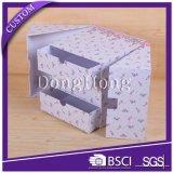 Коробка популярных изготовленный на заказ ювелирных изделий бумаги конструкции печатание уникально упаковывая