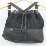 Il modo del sacchetto di acquisto dello zaino delle signore insacca il fornitore