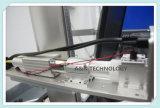 A&N 50W IPG aus optischen Fasernlaser-Gravierfräsmaschine für Metall