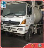 Camion utilisé inoxydable de mélangeur de Hino 500 à vendre (6cylinders)