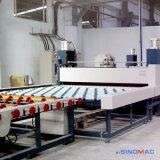 Linha de produção manual certificada Ce do vidro laminado (SN-JCX2250M)