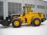 O carregador da roda de Zl50g com Ce, gato licenciou o motor (5 toneladas)
