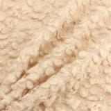 Tessuto di lana 100% del poliestere per l'indumento delle donne