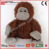 Nuevo mono relleno lindo del animal de los juguetes