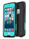 Caso impermeable al por mayor de la prueba del choque del teléfono móvil de Xlf Lifeproof China para el iPhone 6/6s (RPXLF-6G)
