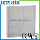 Produção contínua do filtro de ar do metal