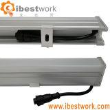 Aluminio del tubo de DMX RGB LED Digital
