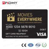 Ntag216 NFCチップPVC無接触のスマートなRFIDカード