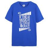 Grossiste Hommes T-shirts à col rond T-shirts imprimés à la mode