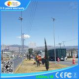 luz de rua solar do diodo emissor de luz 40W para a estrada/a iluminação lote de estacionamento
