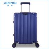 Forma de Junyou, bagagem de alumínio do curso da liga do magnésio da alta qualidade