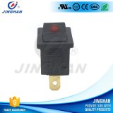 Inverseur à rappel durable de RoHS Kcd1-106/Mn de la CE de TUV CQC mini
