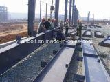 Edificios de acero prefabricados del almacén de acero de acero del taller