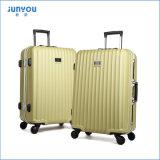 Gepäck-Reise-Koffer heiße des Verkaufs-Form-neue Entwurfs-ABS+PC 20 Zoll für Junyou