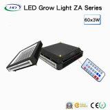 120W LED Grow Light avec gradateur et minuterie (série ZA avec lentille)