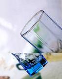 280ml--cuvette en verre sans plomb transparente anti-calorique en verre de bière de la cuvette 320ml