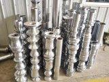 Le mattonelle d'acciaio del comitato del tetto di colore della lamina di metallo laminato a freddo la formazione della macchina