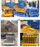 Bloc concret complètement automatique faisant la chaîne de production de brique de machine et de colle