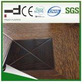 12mmのドイツの技術のセリウムの芸術のペイスト・アップの寄木細工の床の積層物によって薄板にされるフロアーリング
