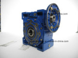 Cast Iron Gearbox Nmrv110 Speed ​​Reducer Blue of Silver