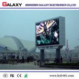 P8/P10 INMERSIÓN a todo color al aire libre fija 3 en 1 cartelera video de la pantalla de visualización de pared del LED para hacer publicidad