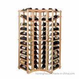 Шкаф стойки индикации бутылки хранения вина пола серии Вин-Погреба деревянный