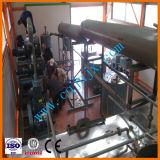 Máquina móvel usada da refinaria de petróleo do desperdício do preto da unidade da destilação do petróleo
