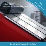 collettore solare solare piano su efficiente della lamina piana del riscaldatore di acqua del tetto della villa 300L