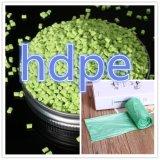 HDPE de Korrels van het Plastic Materiaal
