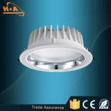 "LED-Leistungs-Lampen-druckgießenaluminium 6 "" Licht LED-Dowm"