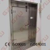 Porte intérieure pour la porte d'entreposage au froid/en métal