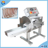 Промышленный автоматический гастроном салямиа Prosciutto сварил машину Slicer мяса отрезая