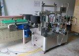 Automatische Vlakke Twee Kanten om de Machine van de Etikettering van de Fles