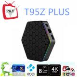 Doos van TV van Pendoo de Slimme T95z plus de Kern Octa 2g + 16g van Android6.0 Amlogic S912 4k*2k Stromend de Doos van TV van Media Player T95